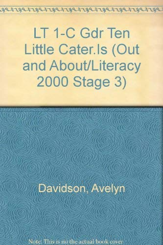 9780790112046: Ten Little Caterpillars (Out and About/Literacy 2000 Stage 3)