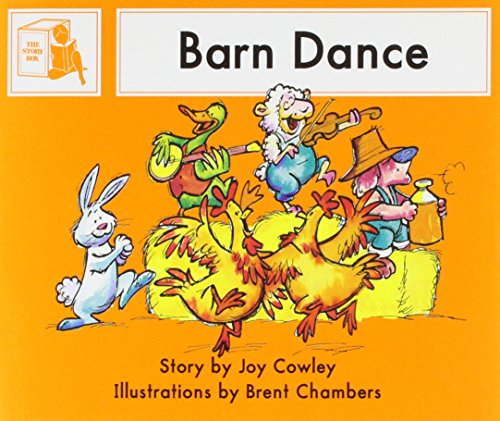 9780790113395: Barn Dance (Ready Set Go Set BB)