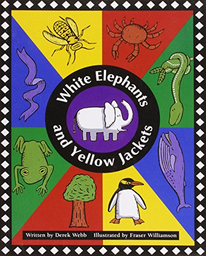 9780790116914: White Elephants and Yellow Jackets: Something Strange (Literacy Links Chapter Books)