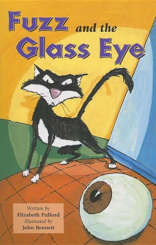9780790118000: Fuzz and the Glass Eye (Confidence and Courage)