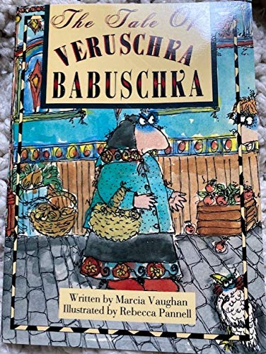 The Tale of Veruschka Babuschka: Jamie Robertson