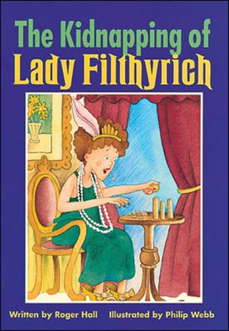 Kidnapping Lady Filthyrich Big Book (B04): Roger Hall