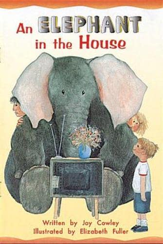 An Elephant in the House (Level 20) (Storysteps): Cowley