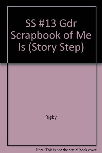 9780790121598: Scrapbook Of Me (Story Step)