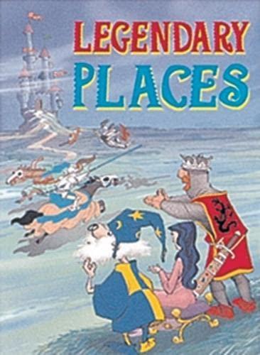susan brocker - legendary places - AbeBooks