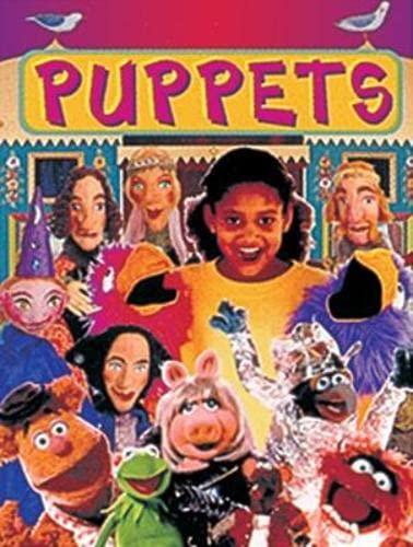 Puppets (Wildcats - Cougars) (B13): Andrew Polson, Helen Bacon, Susan Brocker