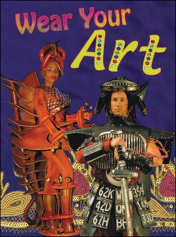 9780790124841: Wear Your Art: Wildcats - Tigers