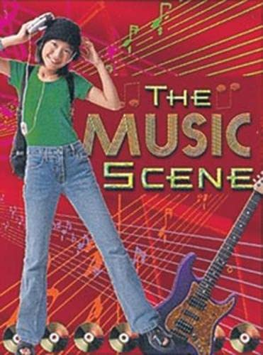 Music Scene (Wildcats - Panthers) (B13) (0790124874) by Laura Hischfield; Claudia Logan; Terry Miller Shannon; Maggie Walker