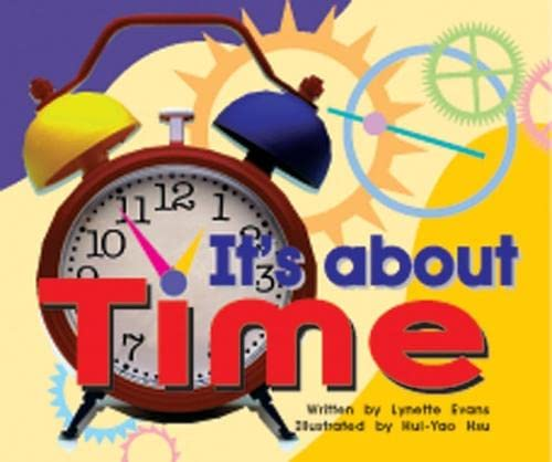 9780790128610: It's About Time (Storyteller Lap Book)