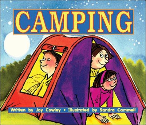 Camping - ST (B12): Cowley, Joy