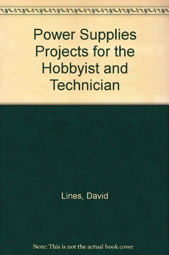 9780790610245: Power Supplies Projects for the Hobbyist and Technician