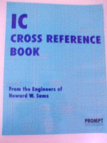 IC Cross Reference Book: Howard W. Sams