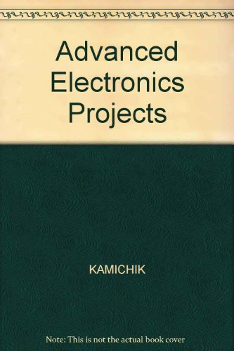 9780790610658: Advanced Electronic Projects for Your Home & Automobile