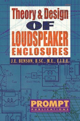 9780790610931: Theory & Design of Loudspeaker Enclosures