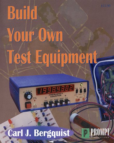 9780790611303: Build Your Own Test Equipment