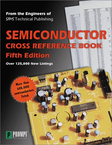 9780790611396: Semiconductor Cross Reference Book
