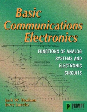 9780790611556: Basic Communications Electronics