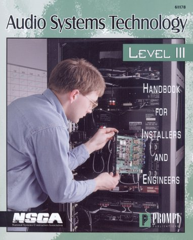 9780790611785: Audio Systems Technology: Level 3