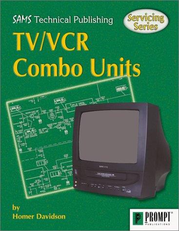 9780790612249: Servicing Tv/Vcr Combo Units