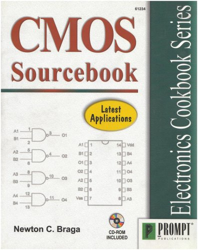9780790612348: CMOS Sourcebook (Electronics Cookbook Series)