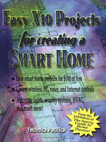 9780790613062: Easy X10 Projects For Creating A Smart Home