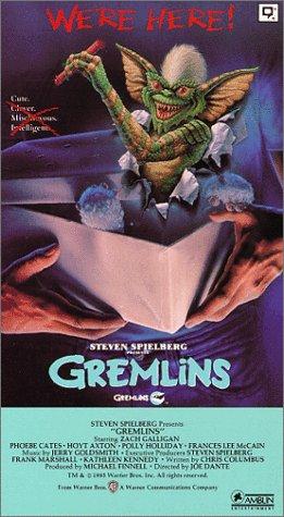 9780790700502: Gremlins [VHS]