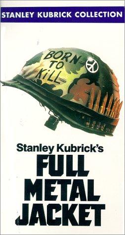 9780790701257: Full Metal Jacket [VHS]