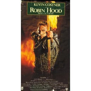 9780790707853: Robin Hood, Prince of Thieves (VHS Tape)