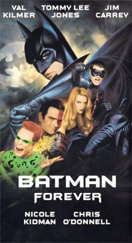 9780790725673: Batman Forever [VHS]