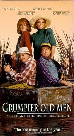 9780790727387: Grumpier Old Men [VHS]