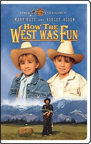 9780790727806: How the West Was Fun [VHS]
