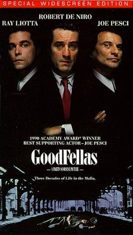 9780790731230: Goodfellas [VHS]