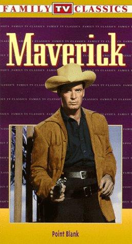 9780790731292: Maverick:Point Blank [VHS]