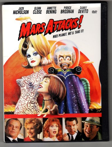 9780790731452: Mars Attacks [Reino Unido] [DVD]