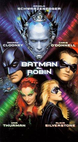 9780790732473: Batman & Robin [VHS]