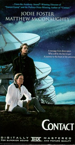 9780790733203: Contact [VHS]