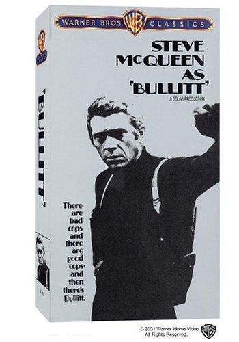 9780790733890: Bullitt [VHS]