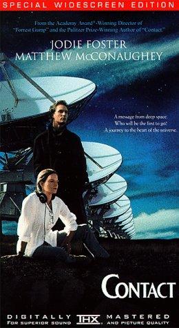 9780790736242: Contact [USA] [VHS]