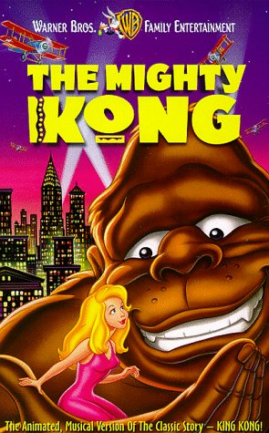 9780790736297: The Mighty Kong [VHS]