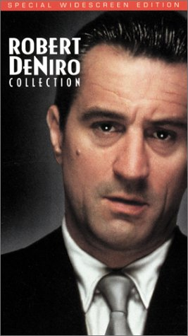 9780790736754: The Robert De Niro Collection (Analyze This/A Bronx Tale/Goodfellas/Heat/Wag The Dog) [VHS]