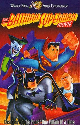9780790736891: Batman Superman Movie [VHS] [Import USA]