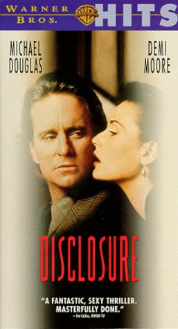 9780790737560: Disclosure [VHS]