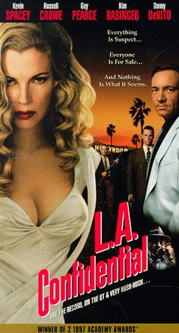 9780790738147: L.A. Confidential [USA] [VHS]