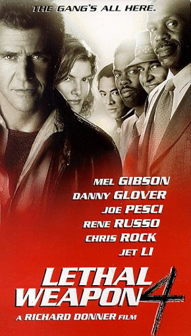 9780790738949: Lethal Weapon 4 [USA] [VHS]