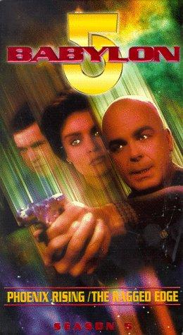 9780790739830: Babylon 5 - Phoenix Rising / The Ragged Edge [VHS]
