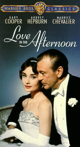 9780790741123: Love in the Afternoon [VHS]