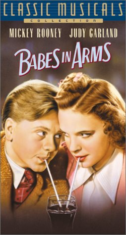 9780790749457: Babes in Arms [VHS]