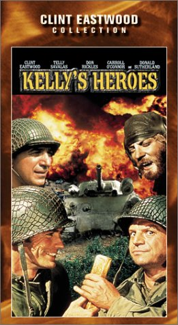 9780790752389: Kelly's Heroes [VHS]