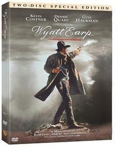 9780790765235: Wyatt Earp (Two-Disc Special Edition)