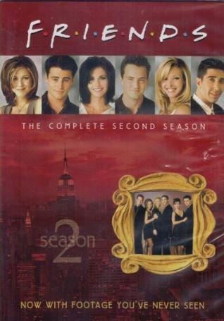9780790768953: Friends Completesecond Season